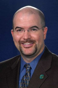 J.D. Strong, executive director of the Oklahoma Water Resources Board.