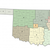 State Senator Eddie Fields' bill would create water planning districts that mirror the OWRB's membership districts.