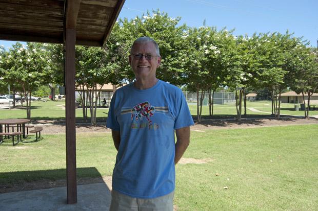 McAlester Mayor Steve Harrison.
