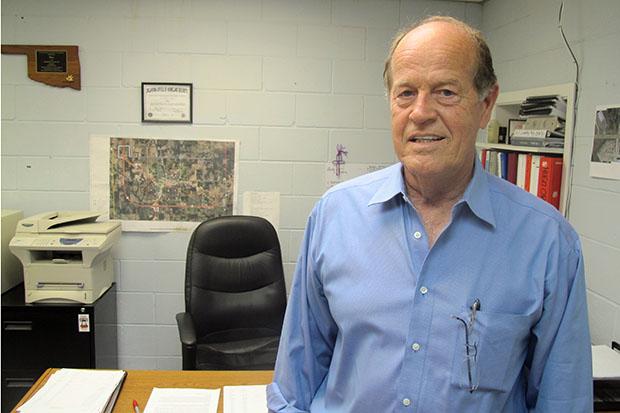 Hugo, Okla., interim City Manager David Rawls.