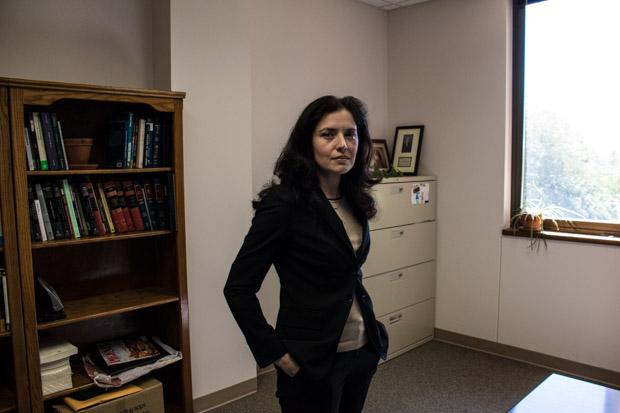 University of Oklahoma law professor Melissa Mortazavi.