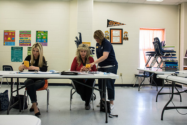 During the workshop, Oklahoma educators learned about oil production and other aspects of the petroleum industry.