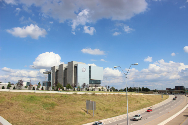 General Electric's new Oil and Gas Technology Center in Oklahoma City.