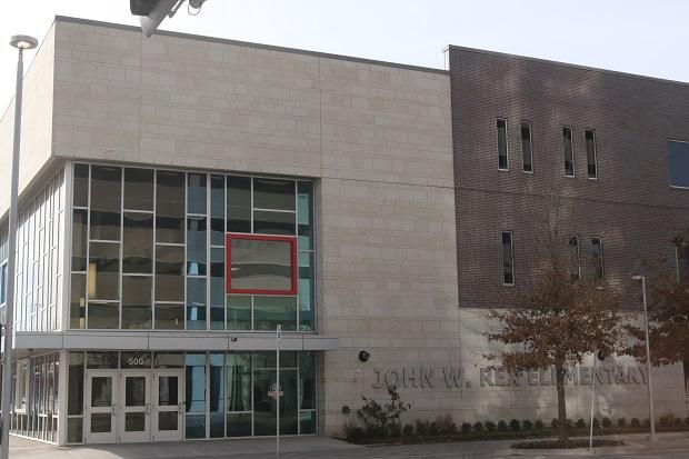 John Rex Elementary in  downtown Oklahoma City.