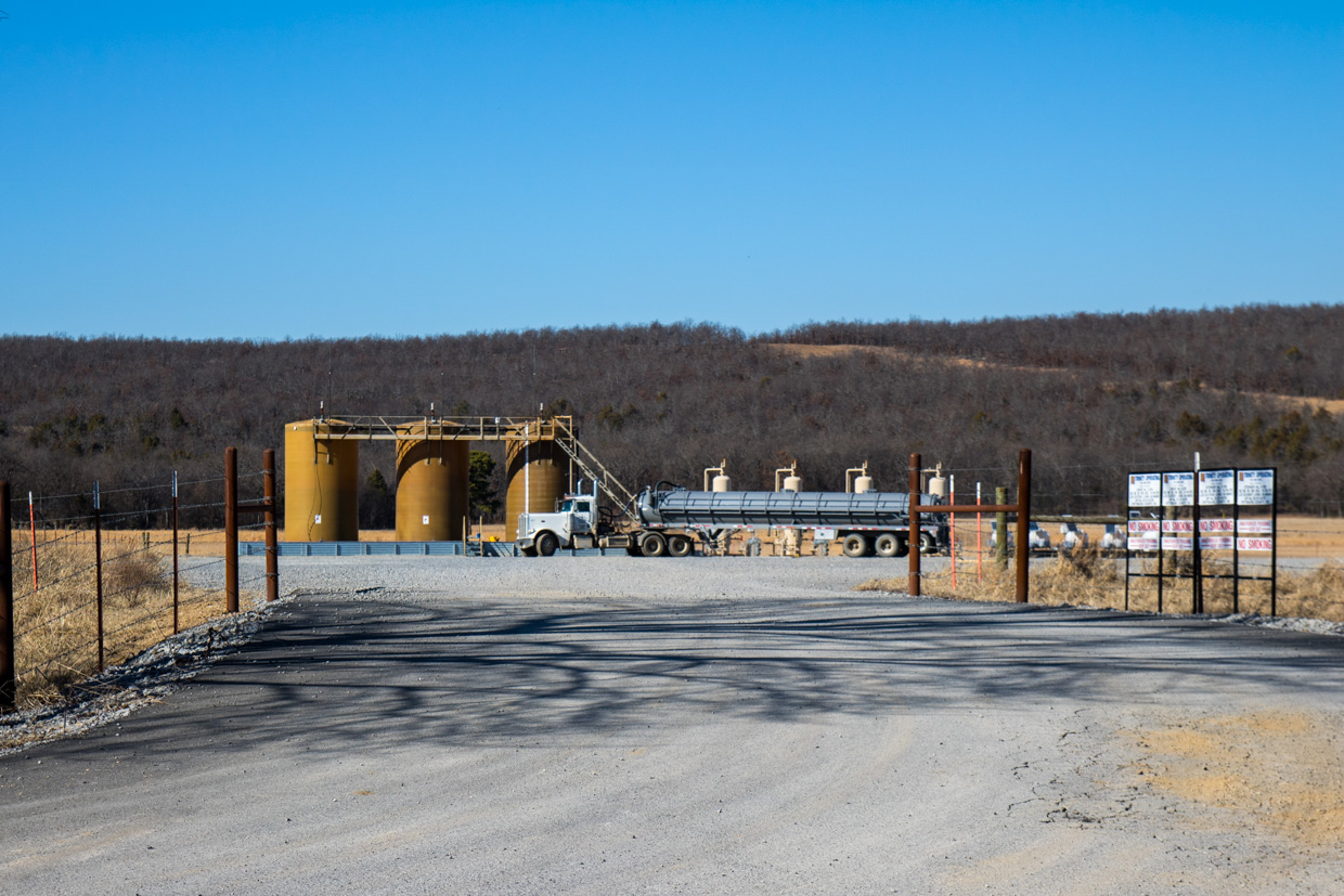 New Research Limiting Volume And Depth Disposal Wells