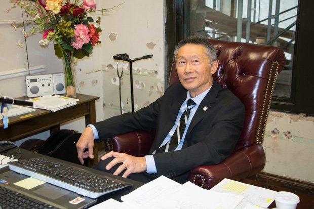State Sen. Ervin Yen, R-Oklahoma City, is chair of the Senate Health and Human Services committee and a cardiac anesthesiologist.