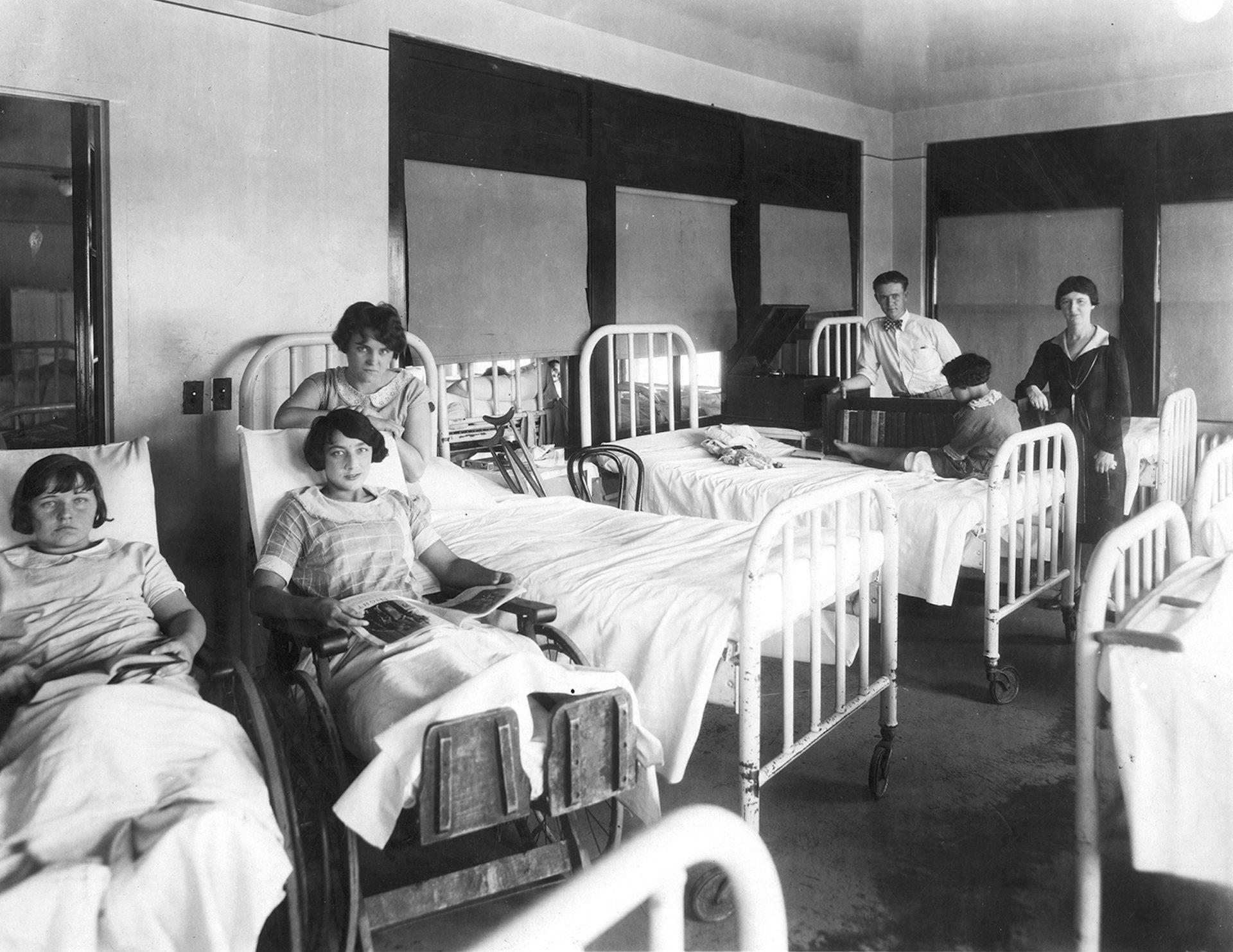 During Spanish Flu Pandemic Oklahoma City S Teachers Were True Heroes Stateimpact Oklahoma