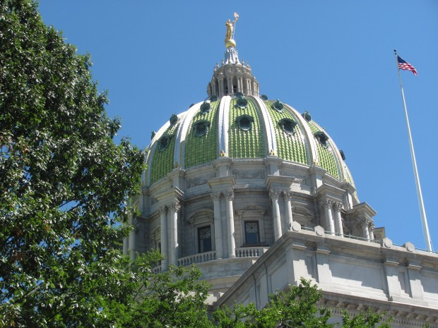 A group representing Pennsylvania mineral owners is upset by language slipped into a budget-related bill that limits the ability to terminate older oil and gas leases.