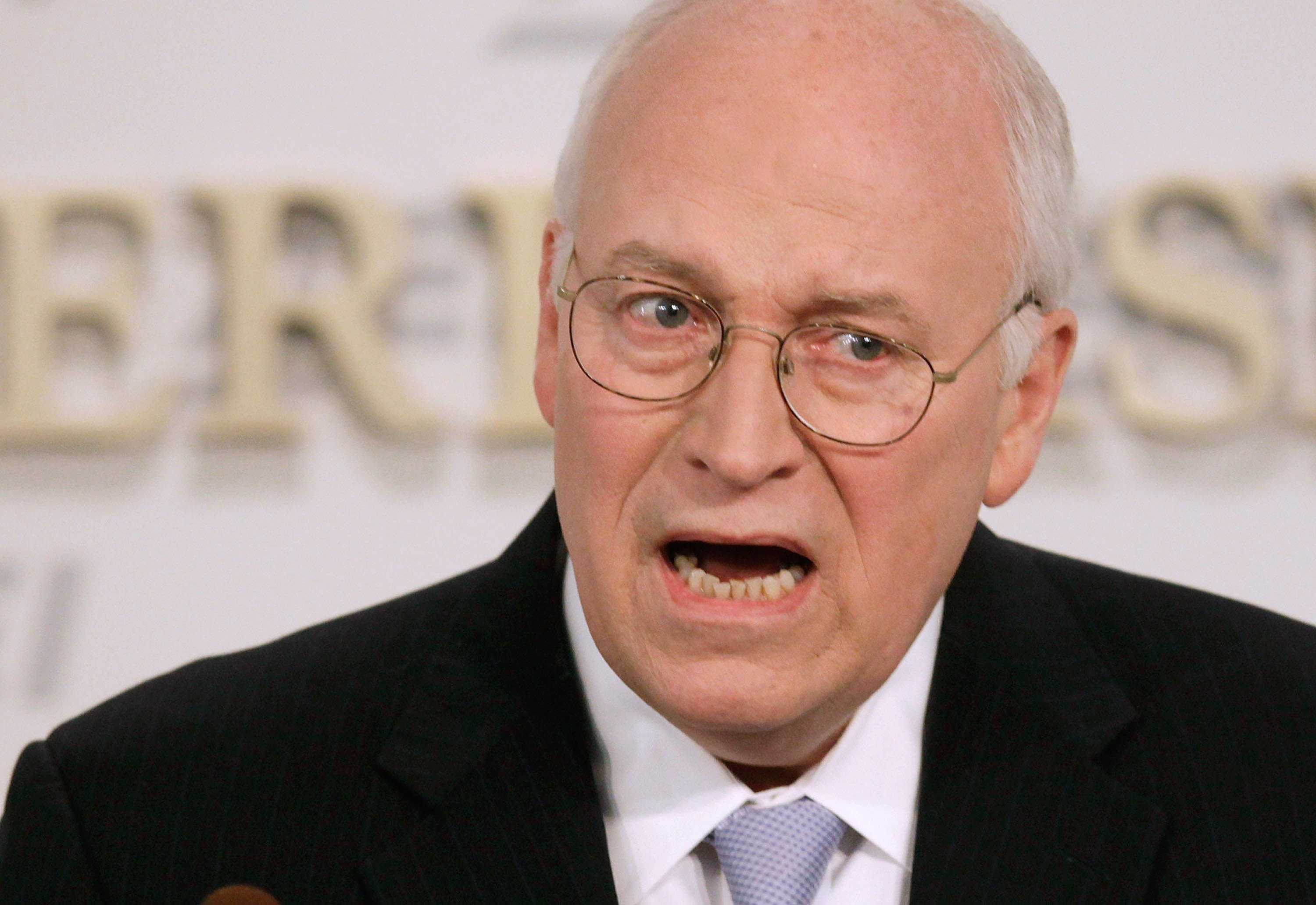 Dick Cheney Speaks At The American Enterprise Institute ...