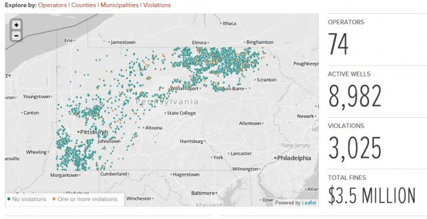 marcellus-shale | StateImpact Pennsylvania