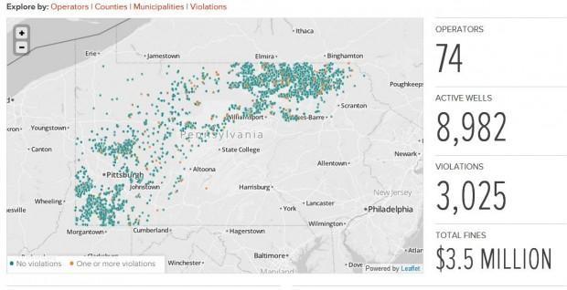 marcellus-shale | StateImpact Pennsylvania