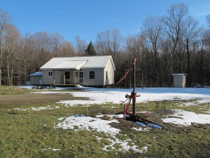 This former gas well in Warren County was permitted by the EPA to be converted to a disposal well despite local opposition.