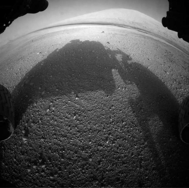 nuclear powered curiosity rover - photo #27