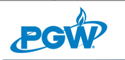 The oil and gas industry is full of trademarked flames. Above is the logo for the Philadelphia Gas Works.