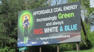 These billboards dot Pennsylvania's roadways.