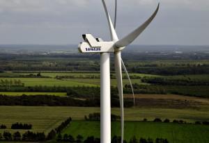 DENMARK-ENERGY-WIND-VESTAS