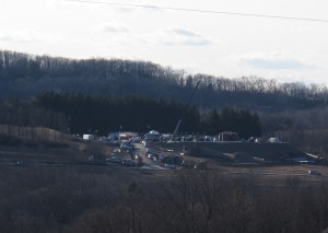 Houston-based Carrizo Oil and Gas has agreed to pay a fine of $192,044 for two spill incidents in Wyoming County last spring.