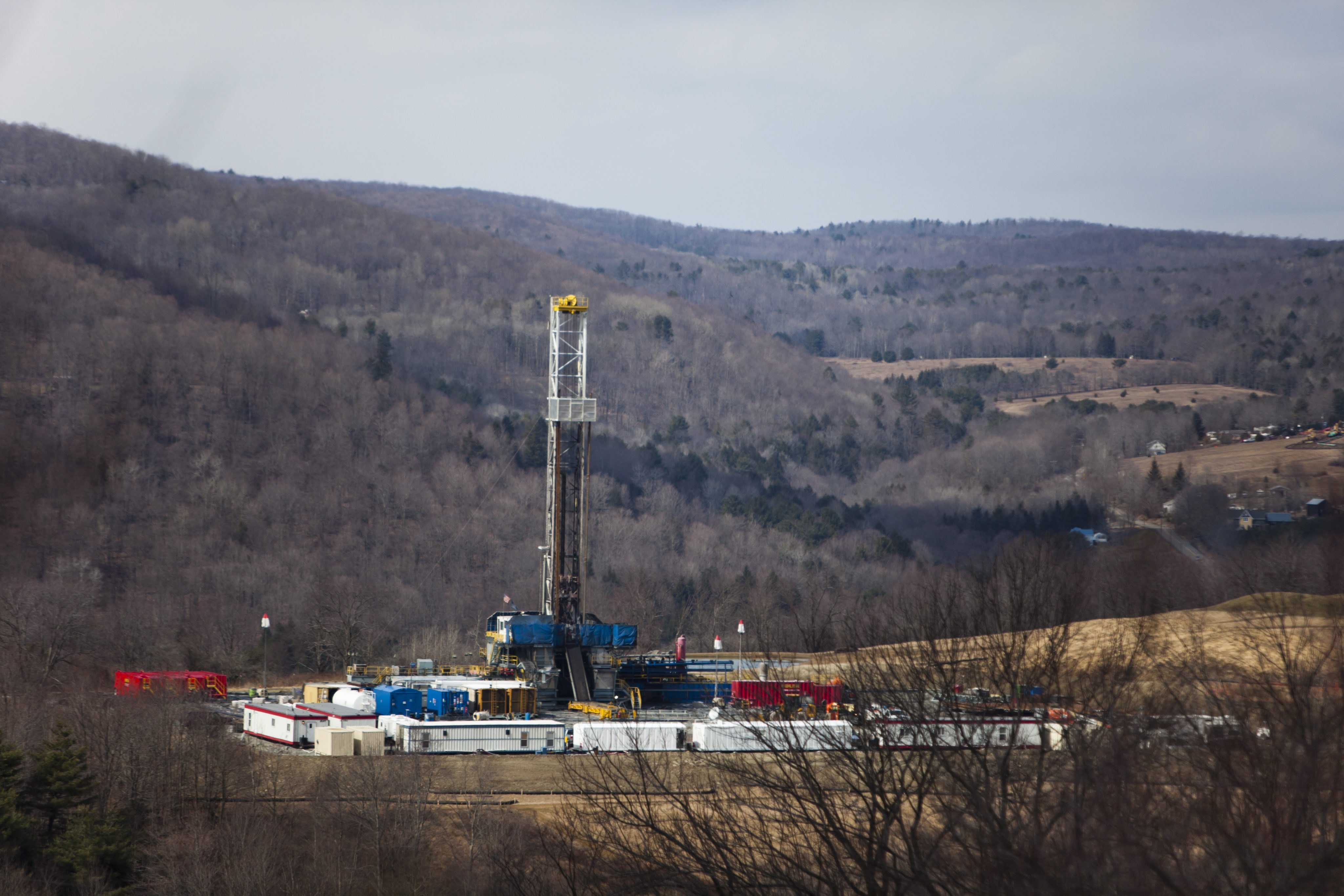 Latest News On Natural Gas In Pa