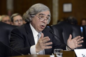 U.S. Energy Secretary Ernest Moniz said Penn State researchers will help to develop solar technology in a national  initiative.
