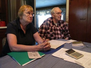 Janet and Richard Geiger are Chesapeake leaseholders and claim the company has taken advantage of them by underpaying royalties.