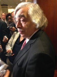 Newly confirmed Energy Secretary Ernest Moniz.