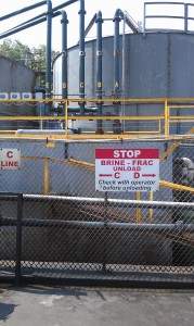 Waste Treatment Corporation in Warren, Pa.  faces legal action from regulators and an environmental group over discharges to the Allegheny River.