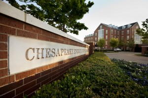 Chesapeake Energy Corporation's 50 acre campus in Oklahoma City.