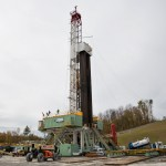 A Cabot Oil and Gas well in Northeast Pennsylvania. Production in the Marcellus Shale helped boost the country's proven reserves to record levels.