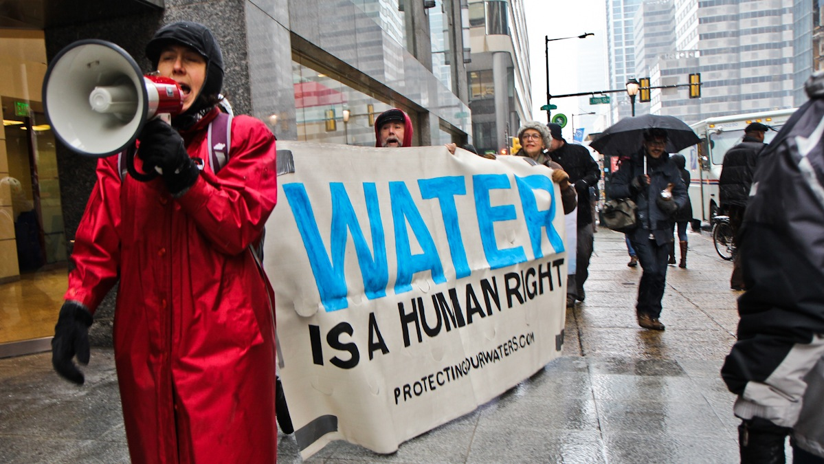 Safety concerns arise over cross state natural gas liquids iris marie bloom of protecting our waters at a protest in philadelphia against the mariner east sciox Choice Image