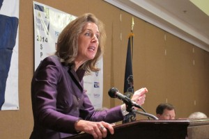 McGinty is a former Department of Environmental Protection secretary under Governor Rendell.