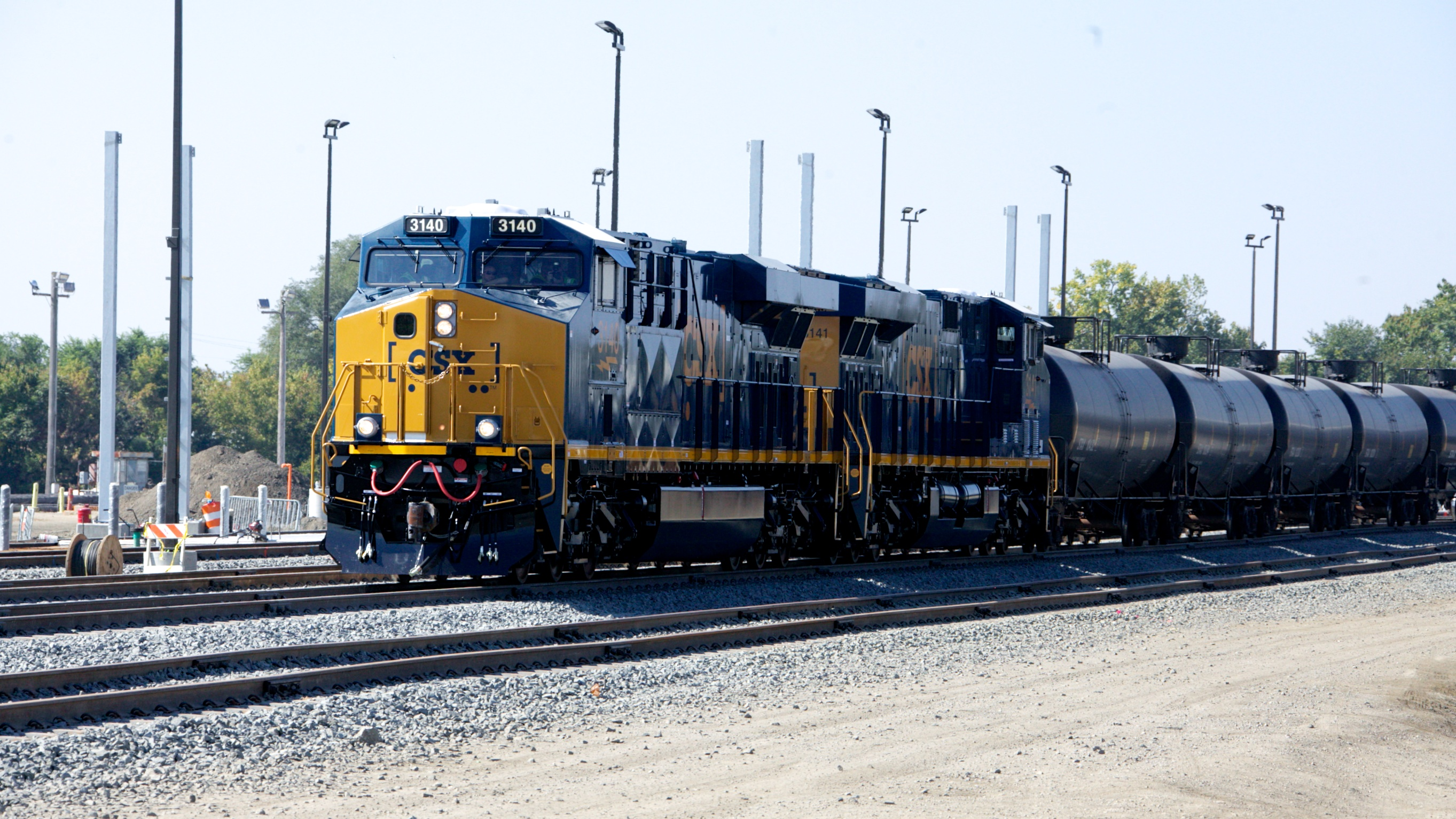 Casey pushes oil train safety legislation | StateImpact ...