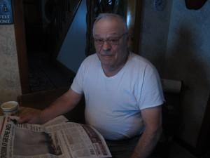 Dunkard Township resident Edward Herrington.