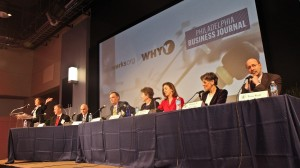 WHYY and  Philadelphia Business Journal host a conversation with the 2014 Pa. Gubernatorial candidates about jobs, and the economy.