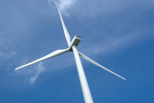 Pennsylvania's wind industry boomed through 2012, but development of new wind farms has slowed in the years since.