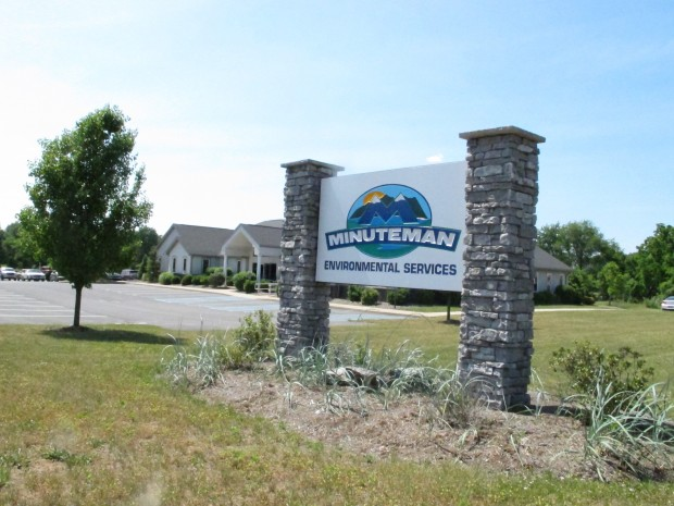 Minuteman Environmental Services headquarters in Milton.