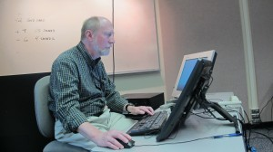 Penn State University acoustics professor, Tom Gabrielson, is conducting the pilot study for DCNR.