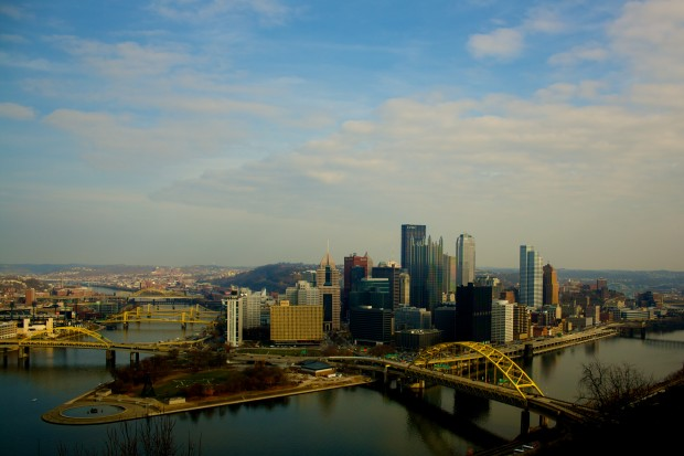 This marks the first time the gas industry conference will be held in Pittsburgh.