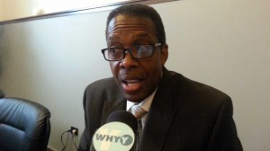 Philadelphia City Council President Darrell Clarke.
