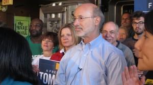 Gov.-elect Tom Wolf.