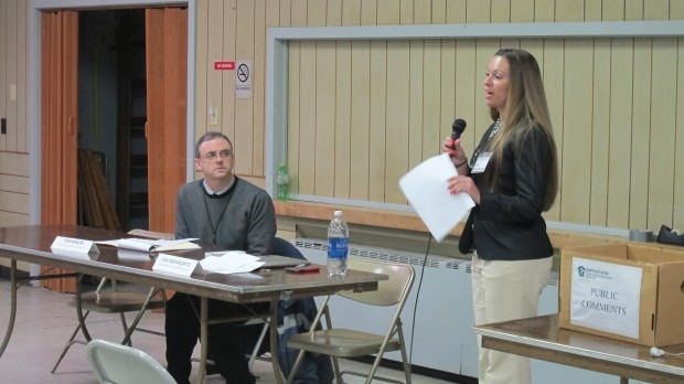 Dep Holds Public Hearing On Natural Gas Liquids Pipeline