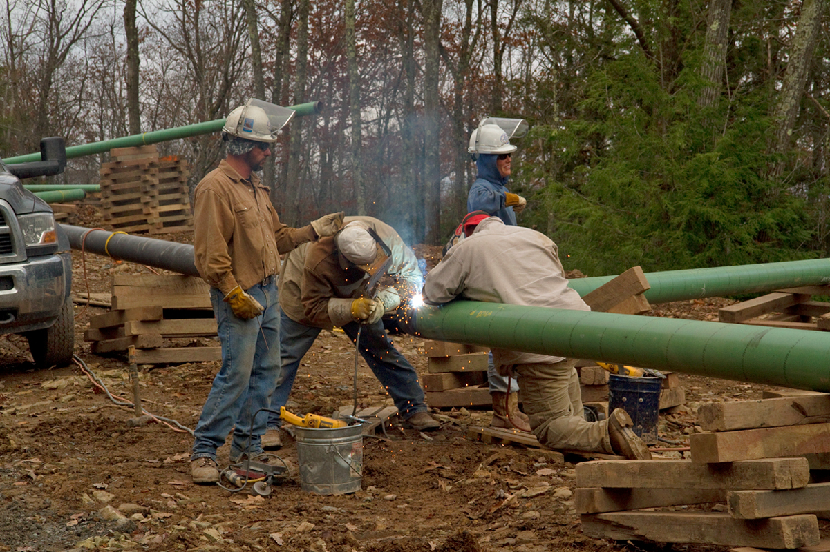 pipelines the new battleground over fracking stateimpact pennsylvania