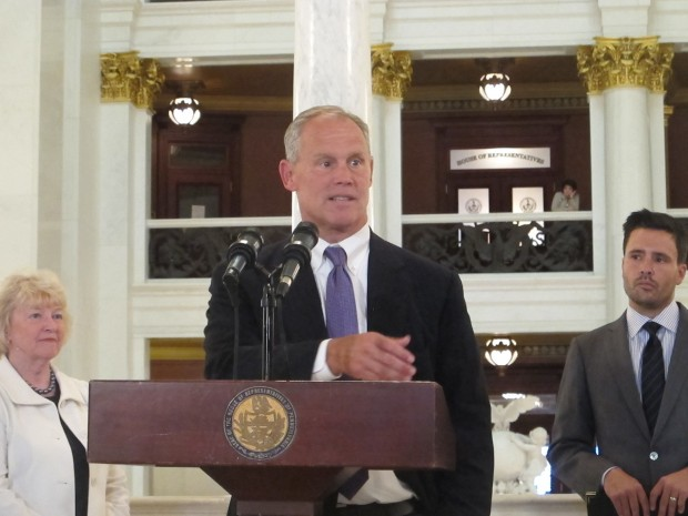 """I think the Governor's severance tax proposals are designed to stop the growth of natural gas,"" says House Speaker Mike Turzai (R- Allegheny). ""It's going to stop energy independence and it's going to stop the growth of jobs in the commonwealth of Pennsylvania."""