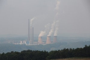 The ozone standard could effect power plants, like Homer City in Indiana, Pa.