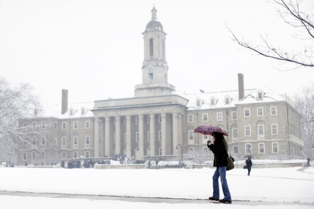 More than 7,000 people have signed a petition urging Penn State University leaders to do more to address climate change.