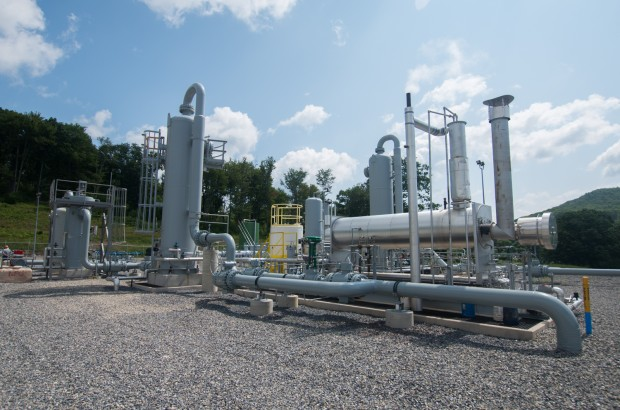 FILE: gas processing equipment in Lycoming County.