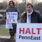Vincent DiBianca, a resident of Delaware Township contends that the PennEast pipeline is unnecessary