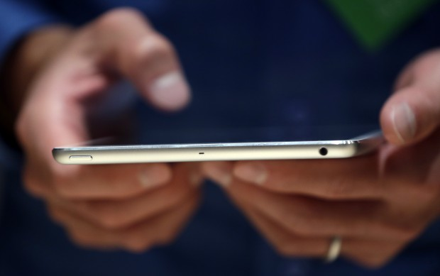 The state Department of Environmental Protection wants to get iPads in the hands of inspectors.