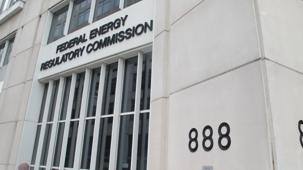 FERC's headquarters in Washington, DC. The agency said it will review its longstanding policy on certification of natural gas pipelines.