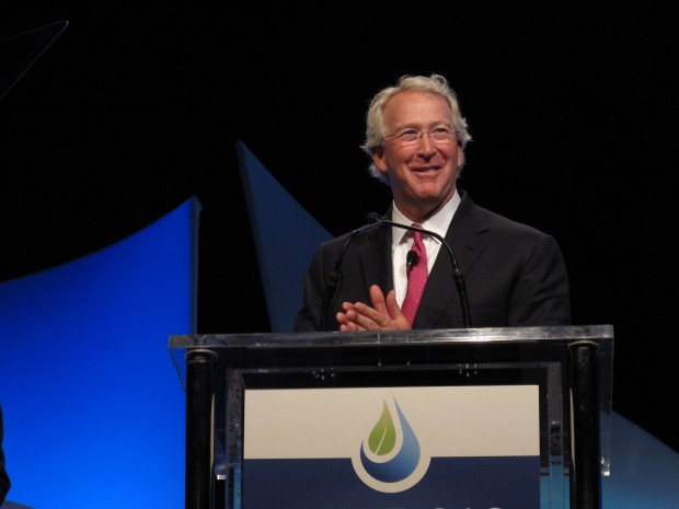 Former Chesapeake Energy CEO and co-founder Aubrey McClendon is facing federal conspiracy charges.