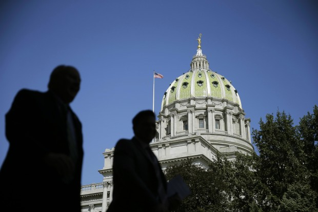 A new analysis finds the gas industry spent $8 million lobbying Pennsylvania politicians in 2015.
